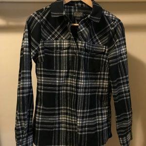 Pendleton Wool Button Up